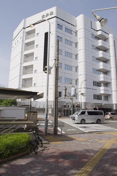 中村区役所〜村瀬鞄行3