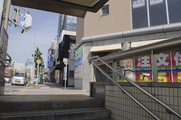 中村区役所〜村瀬鞄行7